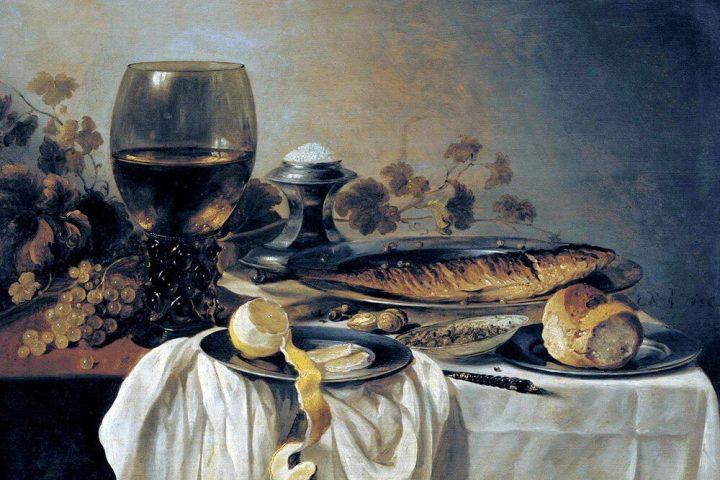 «Рыба маслом»: образы обитателей воды в искусстве