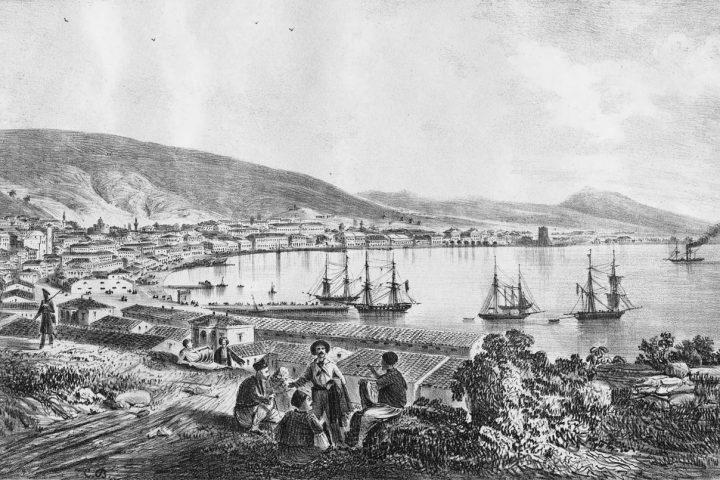 Рыбная история Феодосии
