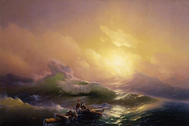 Каких рыбаков рисовал Айвазовский?