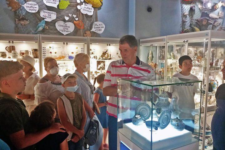 День Рыбака — 2021: Наш Музей встретил профессиональный праздник