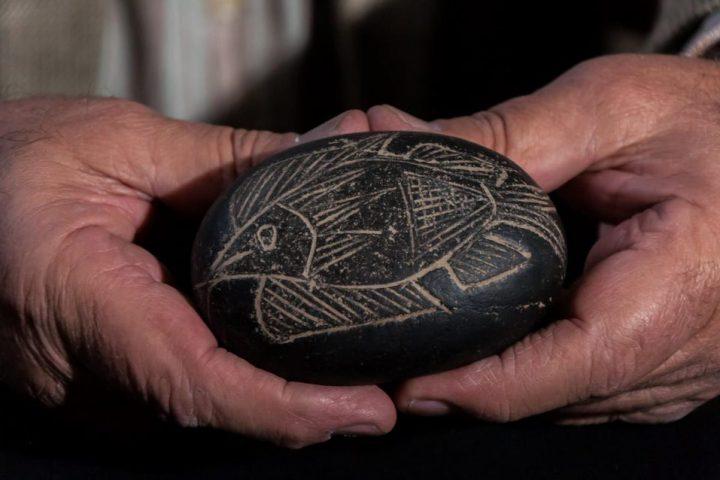 Загадочный камень из Перу теперь можно увидеть в Мурыбе!
